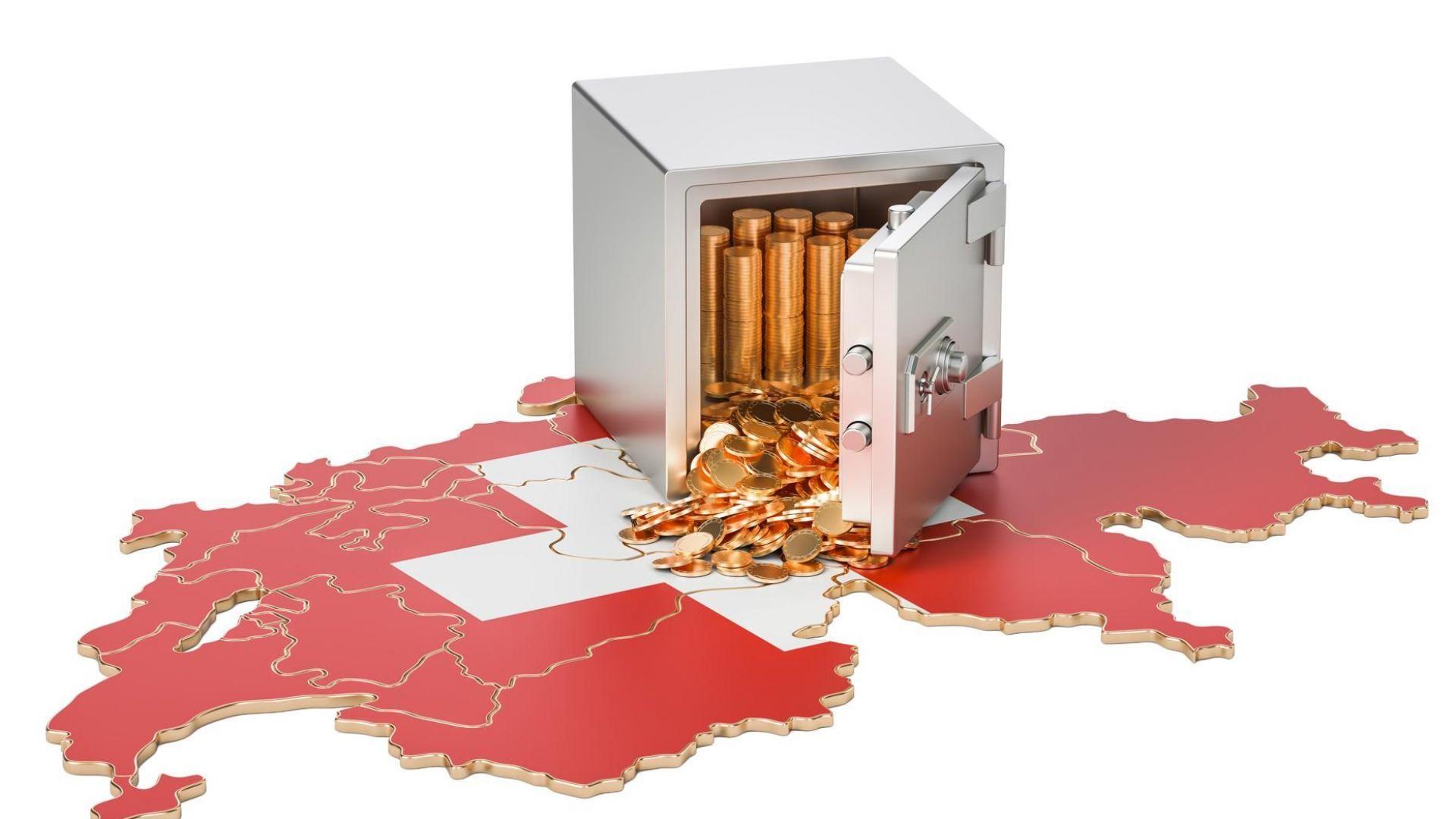 Краят на банковата тайна в Швейцария наближава