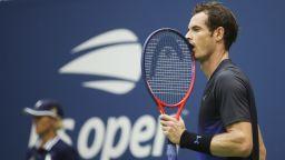 Мъри обяви защо пропуска US Open и смъмри приятеля Кирьос