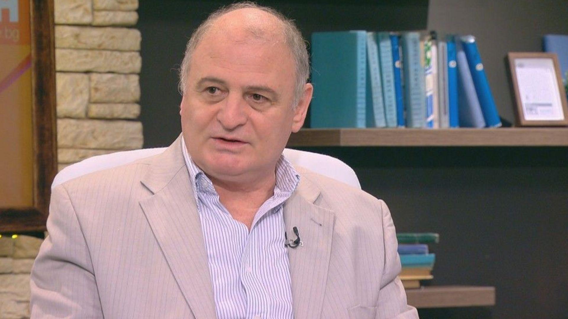 Николай Радулов: Сериозно са занижени изискванията да станеш полицай