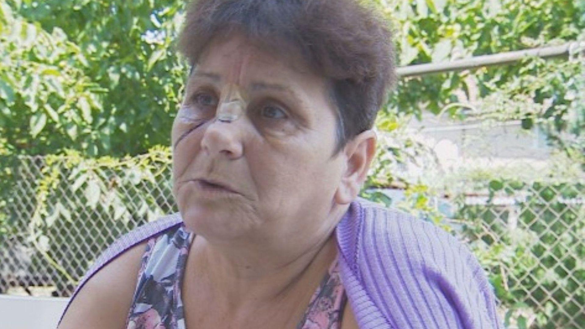 Оцеляла в катастрофата: Бях без колан, чу се тътен и някой каза: Летим!