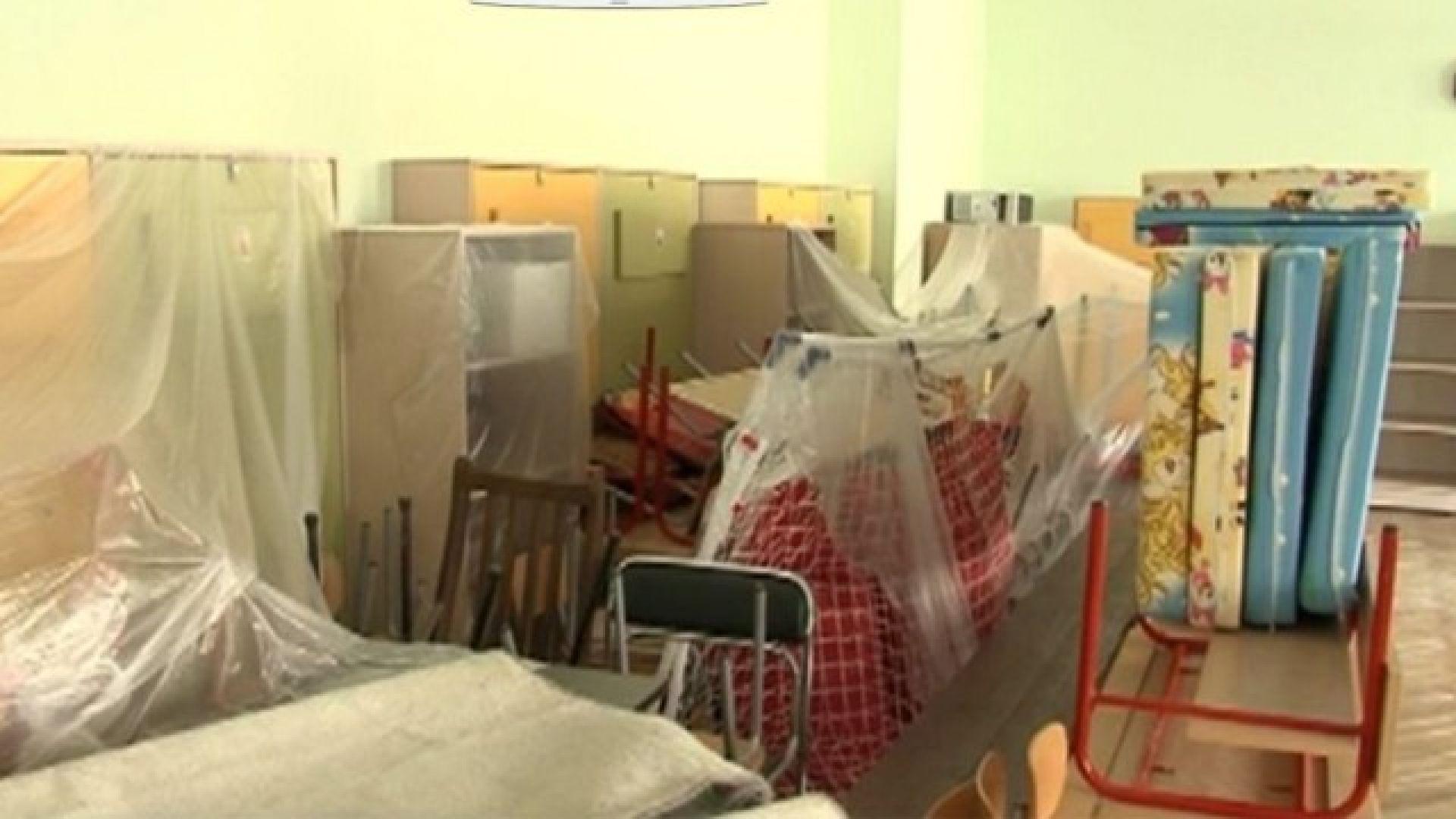 Ремонтите в училищата продължават и след 15 септември