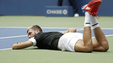 Федерер скъса шансовете и нервите на несериозника Пер (резултати)