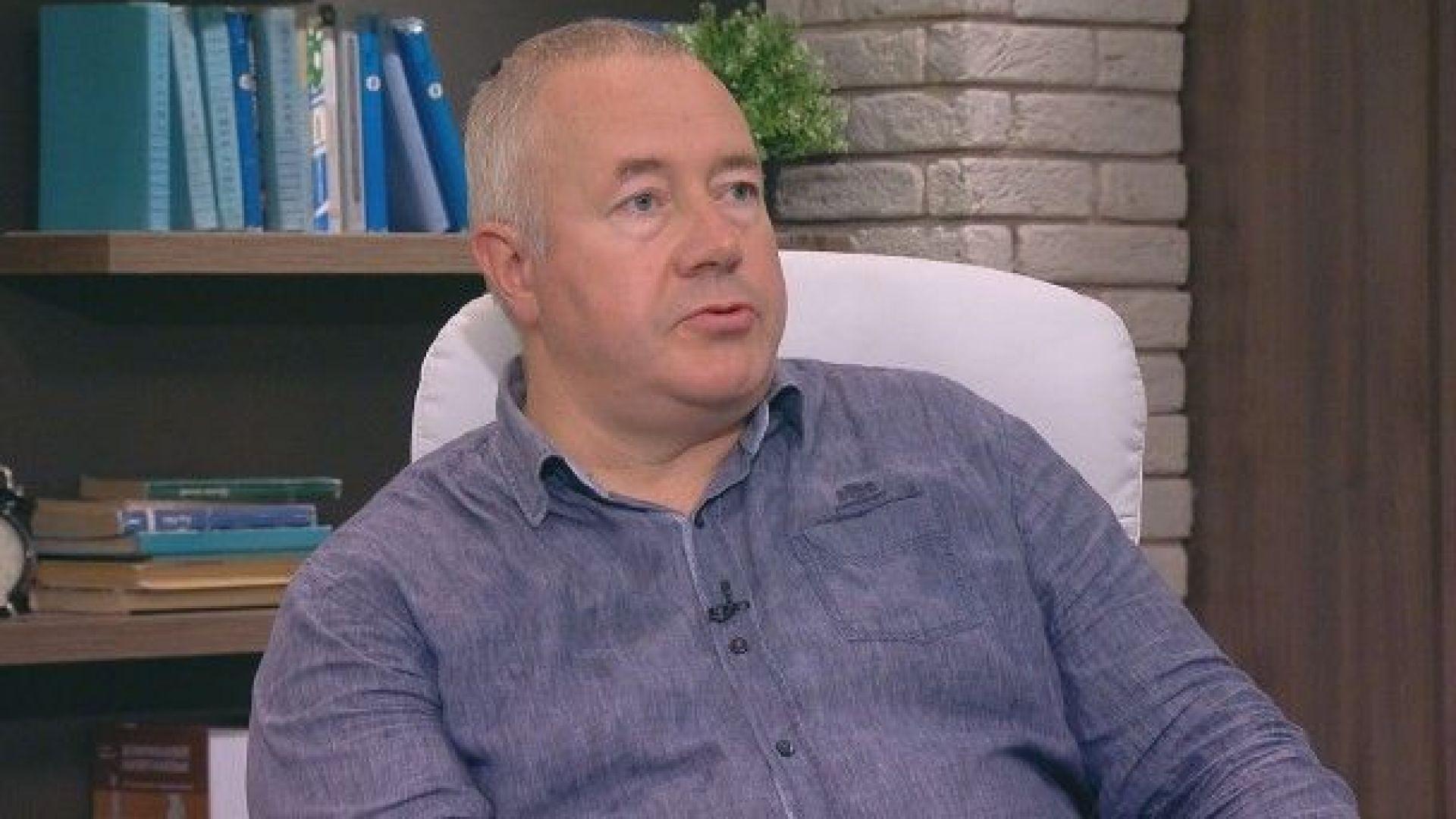 Харалан Александров за побоищата по улици и барове: Това е поведение на гетото