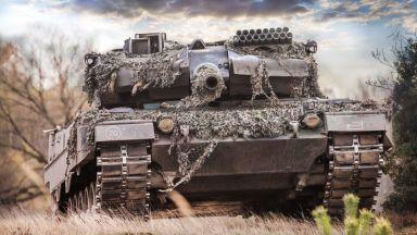 Това е най-добрият немски танк