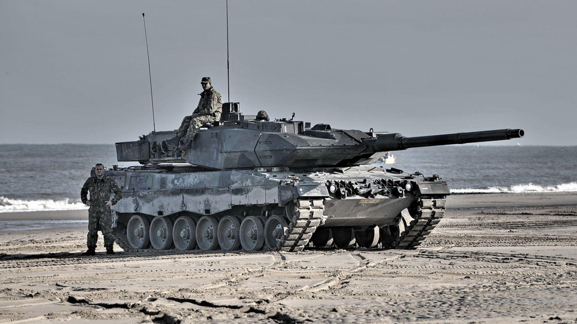 Leopard-2A6