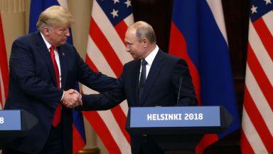 Тръмп отмени срещата си с Путин
