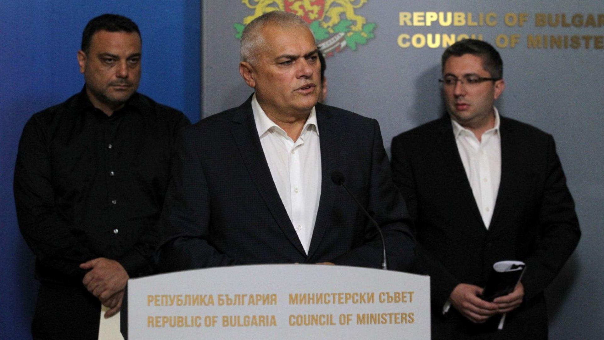 Борисов поиска три министерски оставки заради катастрофата край Своге