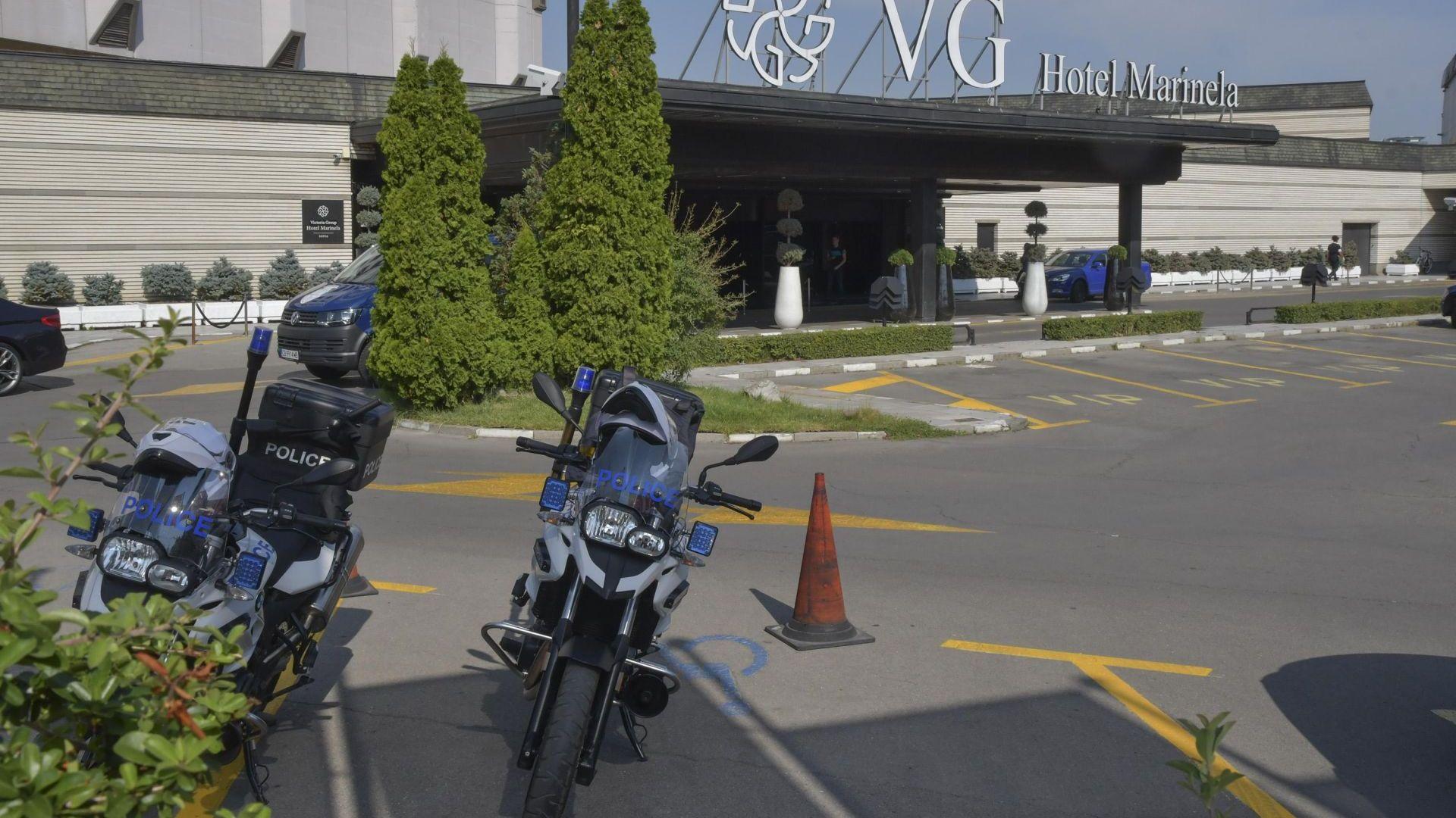 """НАП запечата за втори път хотел """"Маринела"""""""