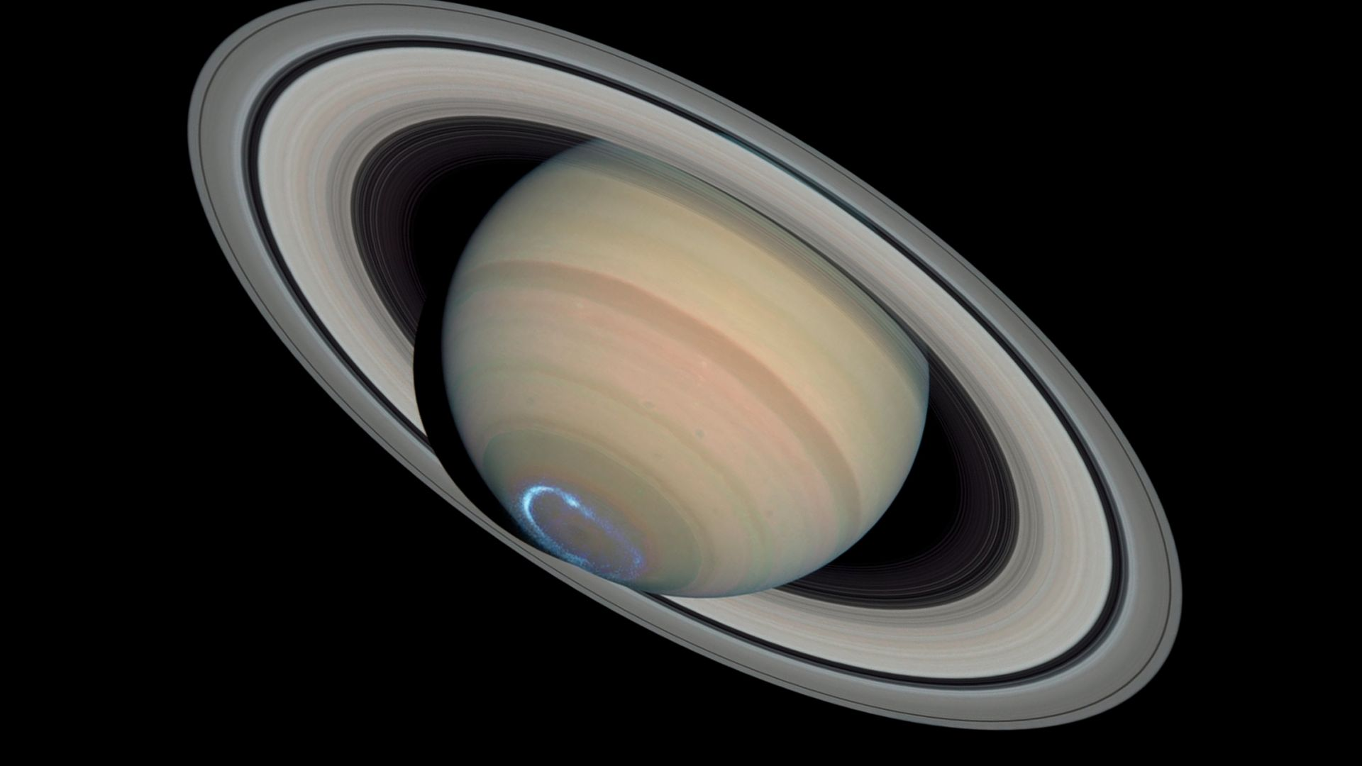 5-те най-невероятни факти за Сатурн (снимки)