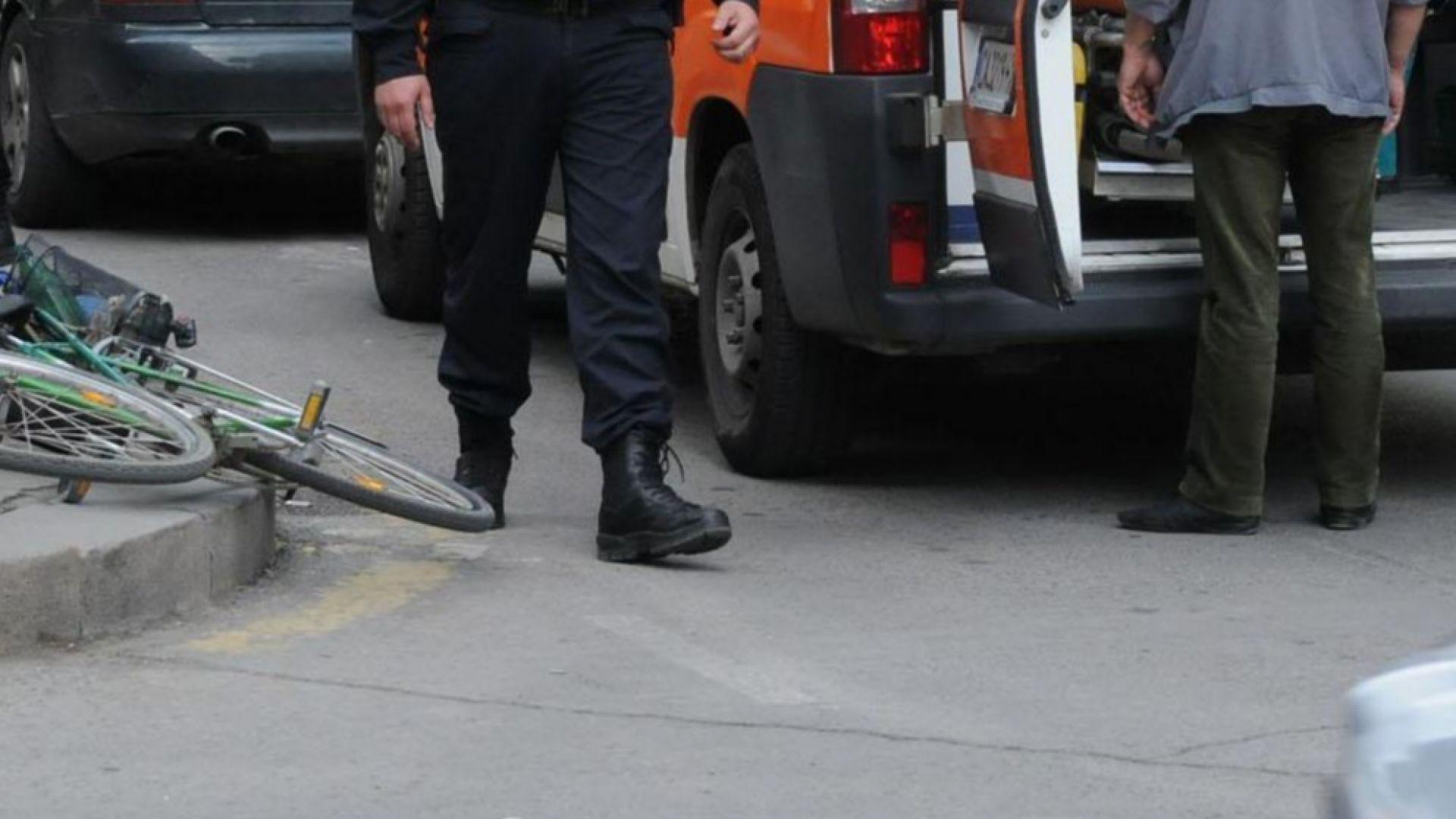 Пияният убиец на дете с колело е надзирател от затвора в Пазарджик