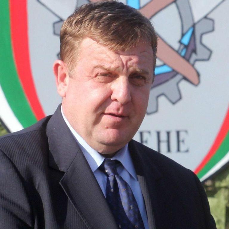 Красимир Каракачанов, вицепремиер