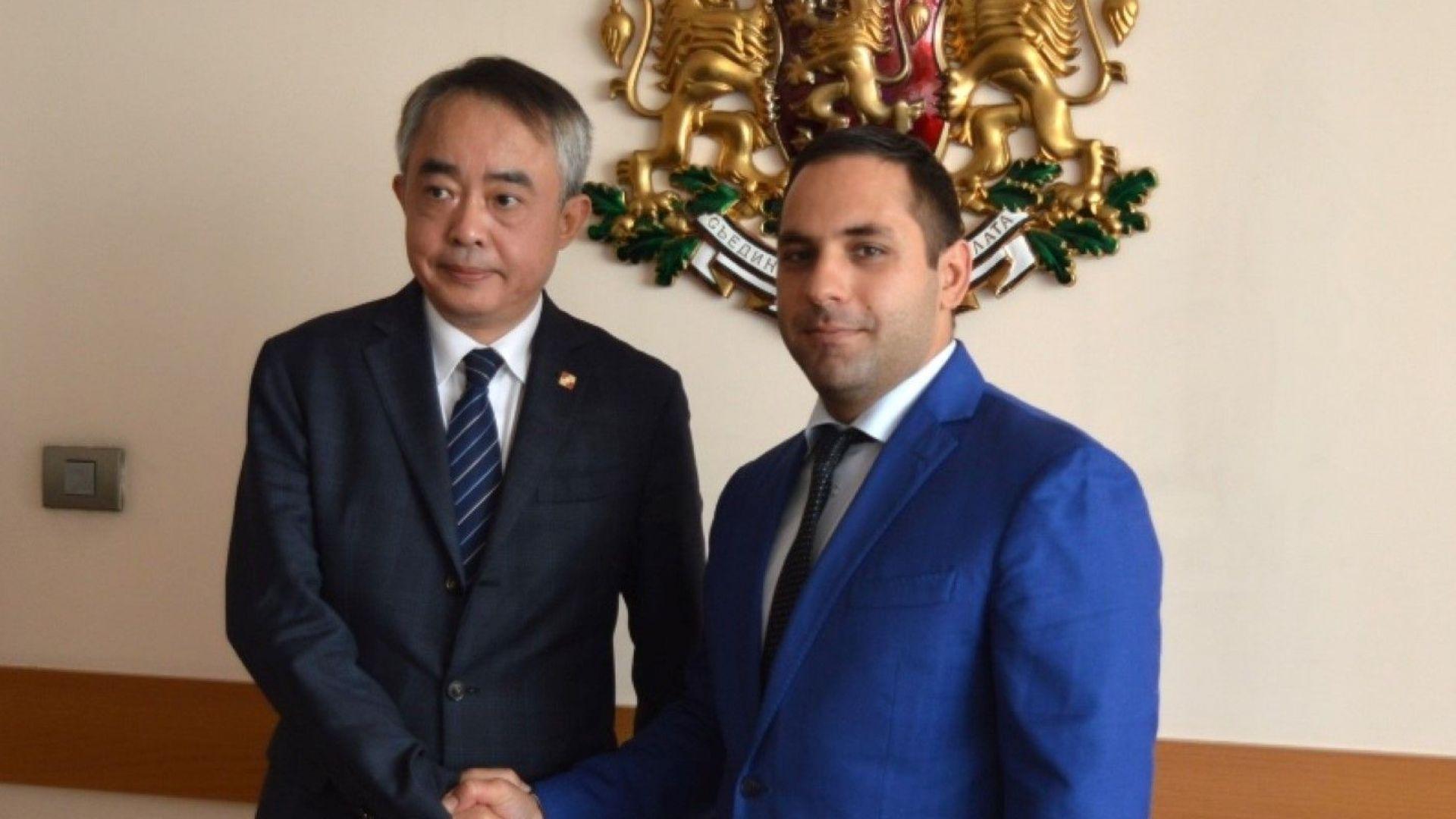 Китай е инвестирал 300 милиона евро в България