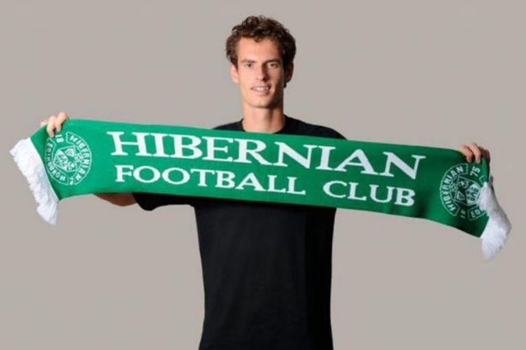 Хибс е неговият любим отбор във футбола