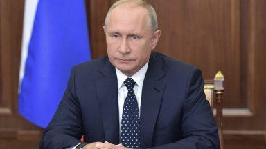 Путин налага санкции срещу Украйна, иска списък с хора и фирми