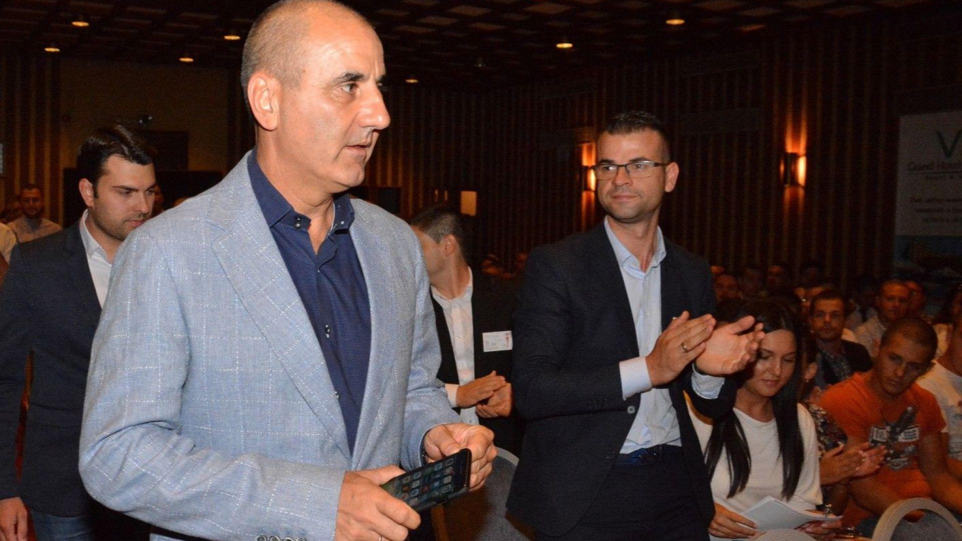 Цветанов: Нямам амбиции да съм евродепутат