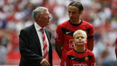 Бербатов разказа за един от най-тежките си дни в Юнайтед