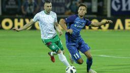 Дебютен гол донесе пети пореден успех на Левски