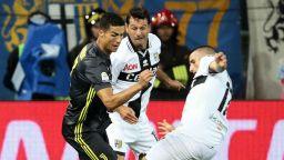 Юве и Интер с победи, Роналдо пак не вкара