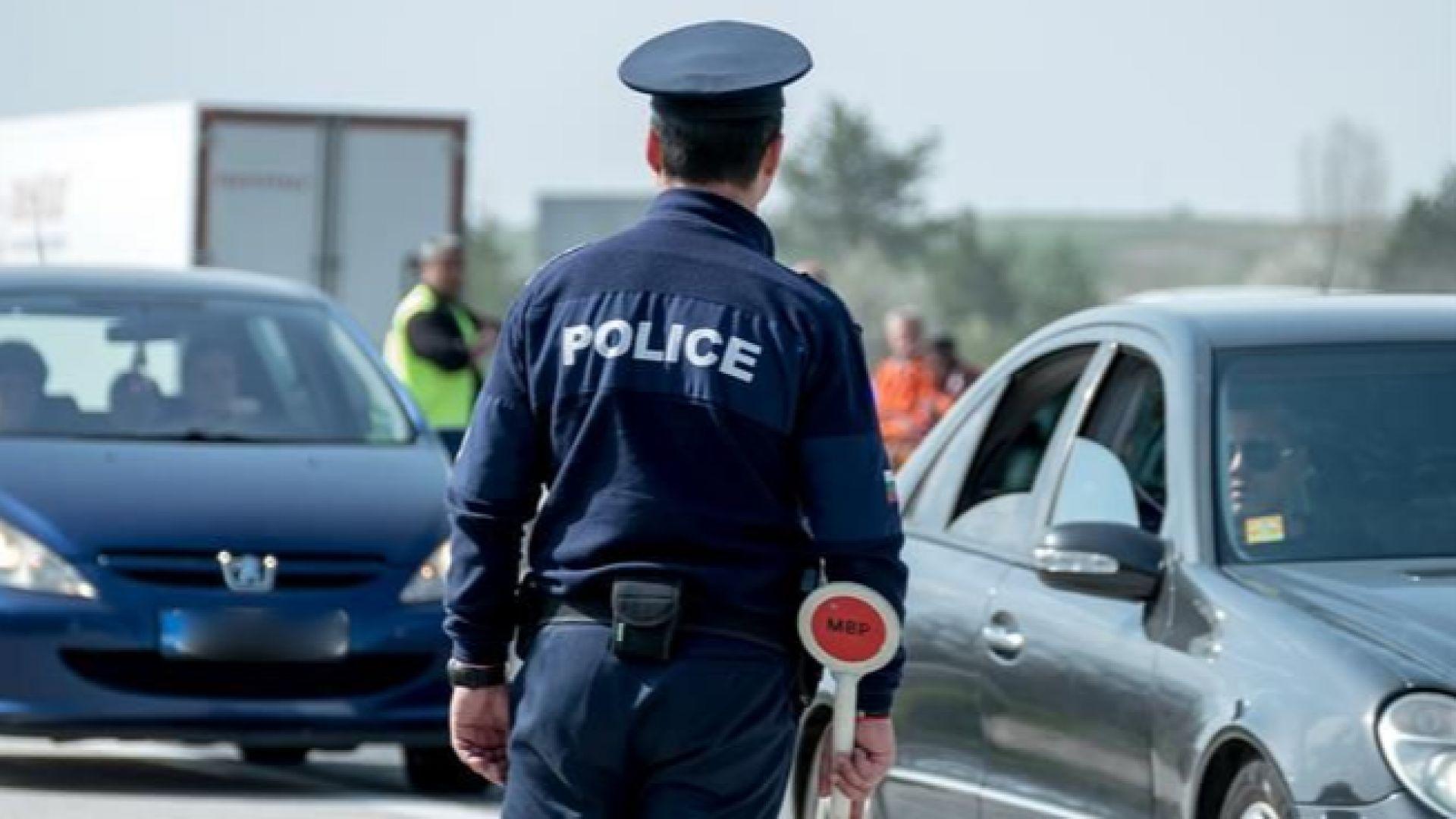 Безумието на пътя - 5295 нарушения от 6579 проверени за ден