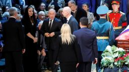 Русия се прости с певеца Йосиф Кобзон