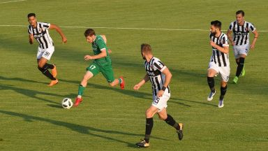 Локомотив завърши годината с бой над врачани