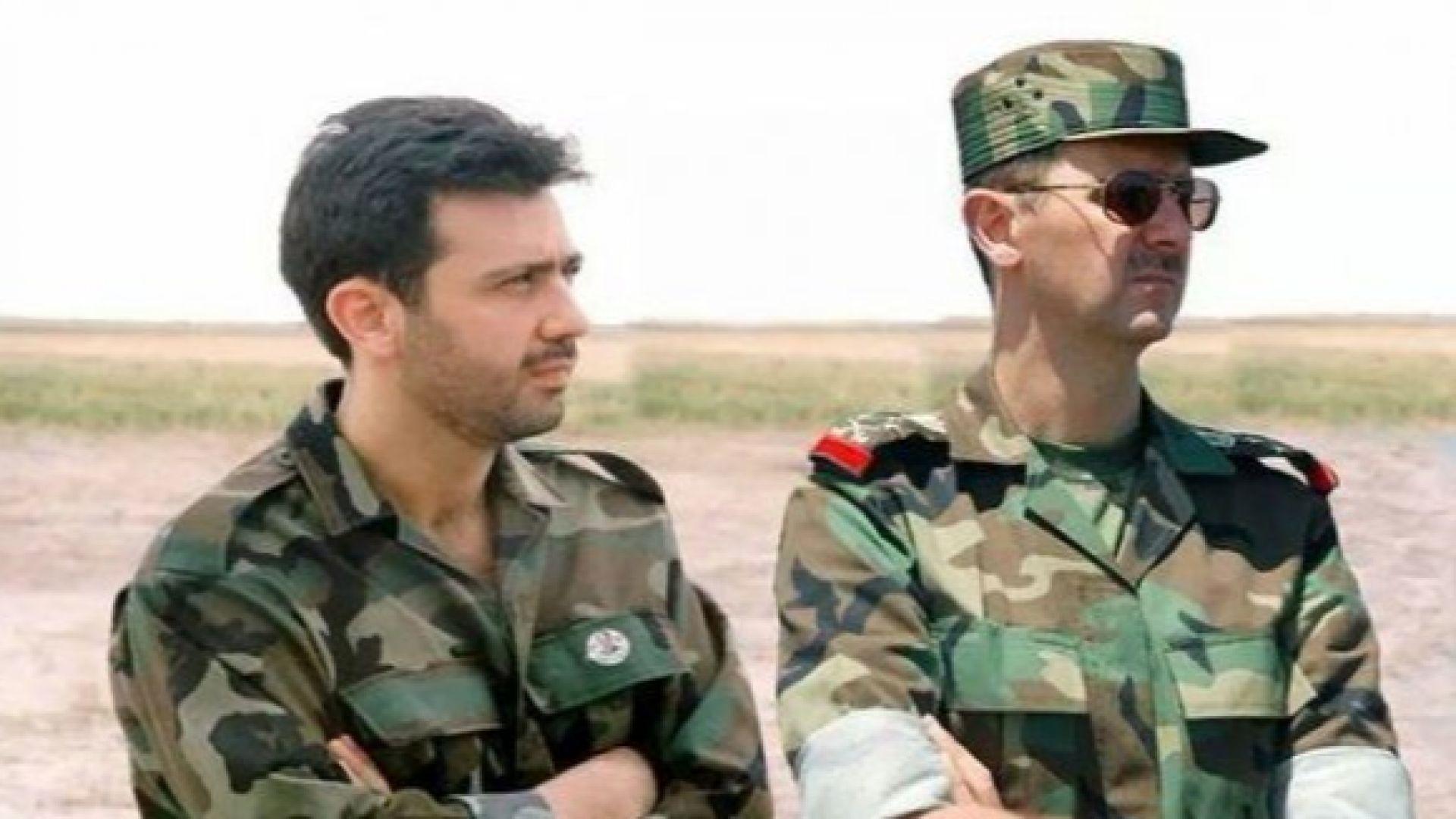Братът на Башар Асад ранен при израелска атака срещу Дамаск