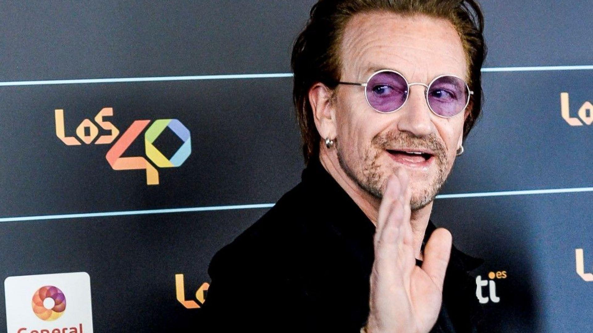 Боно посвети песен на всички на първа линия в борбата с коронавируса