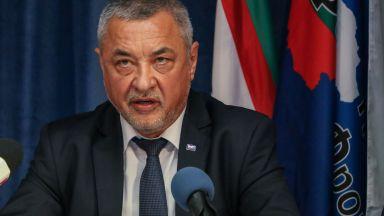 НФСБ снема доверие от Волен Сидеров като лидер на депутатите патриоти