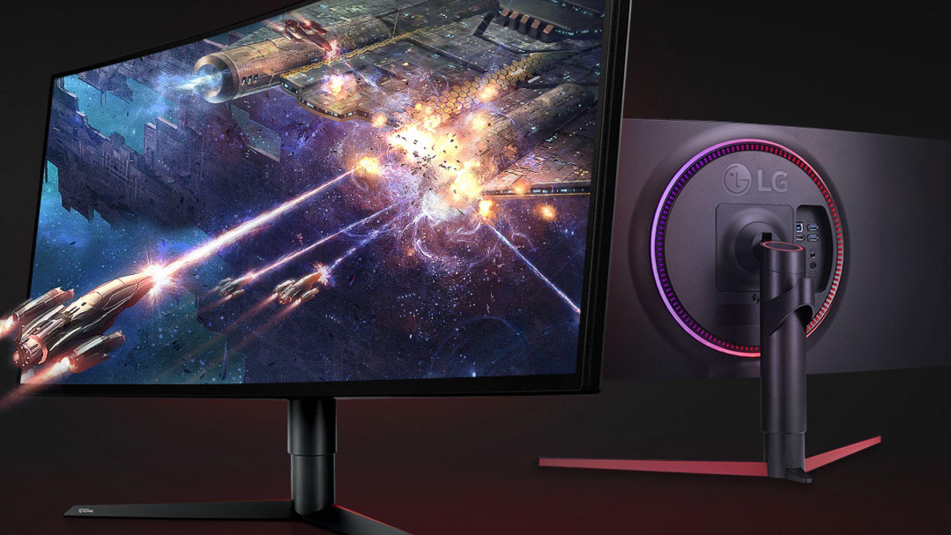 LG представи геймърските монитори UltraGear