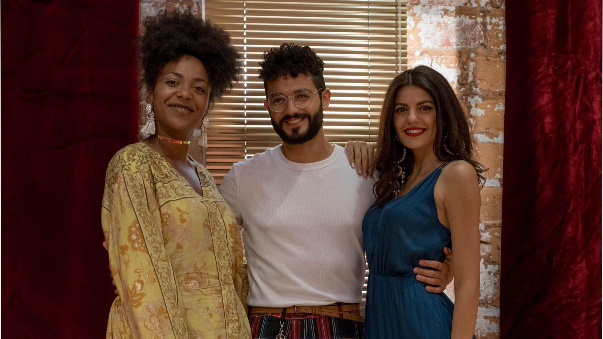 Михаела Филева, Мария Силвестър и Прея се насладиха на новата колекция на H&M