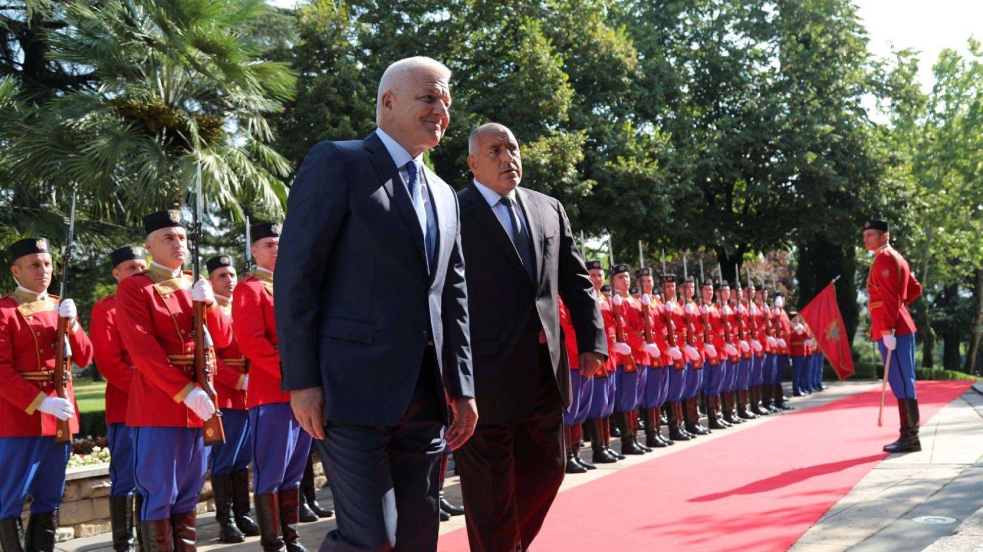 Борисов с идея: Еднакви тол такси на Балканите и ставаме мощна икономика