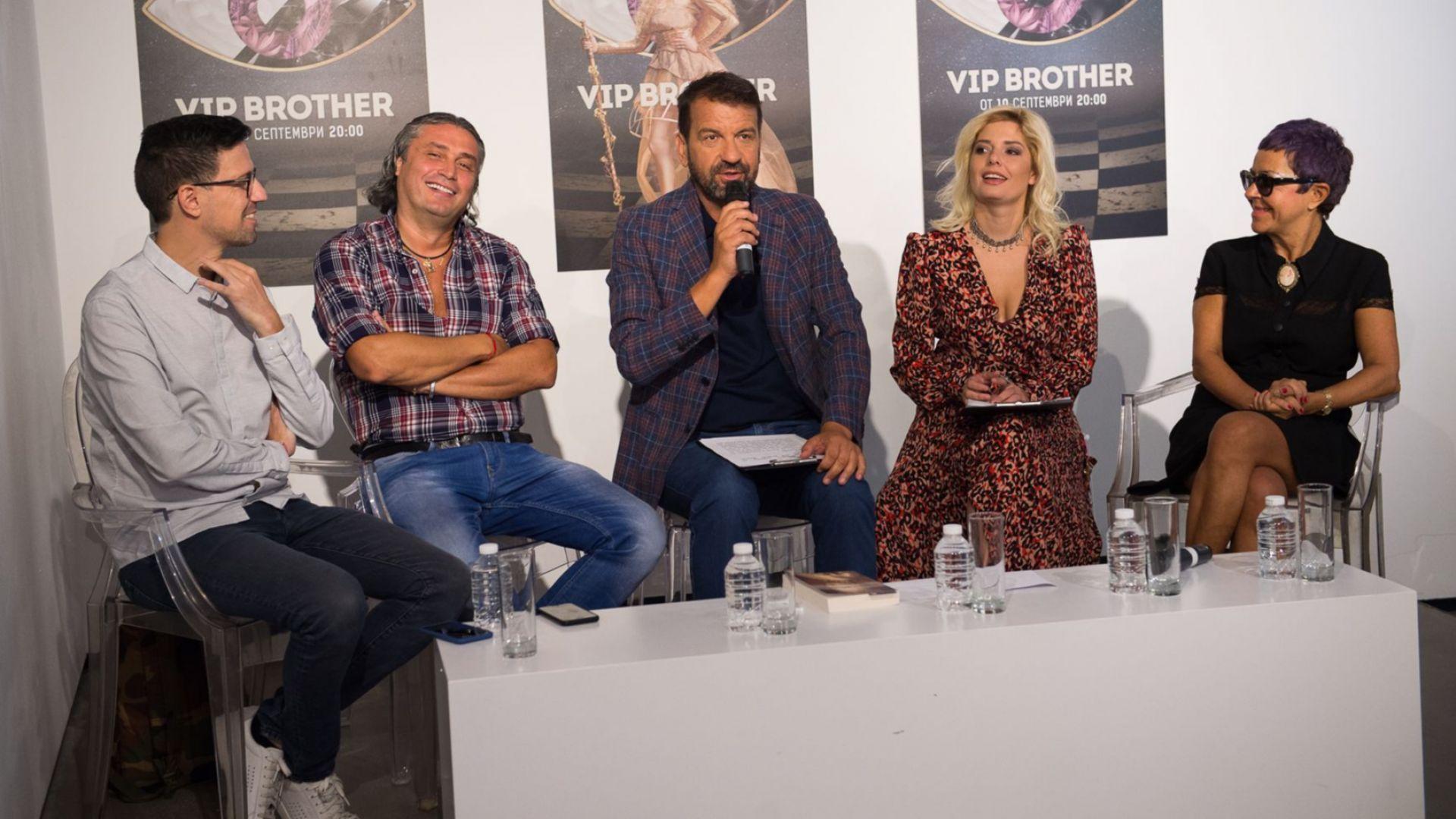 Ники Кънчев: Бабата на българската музика влиза във VIP Brother