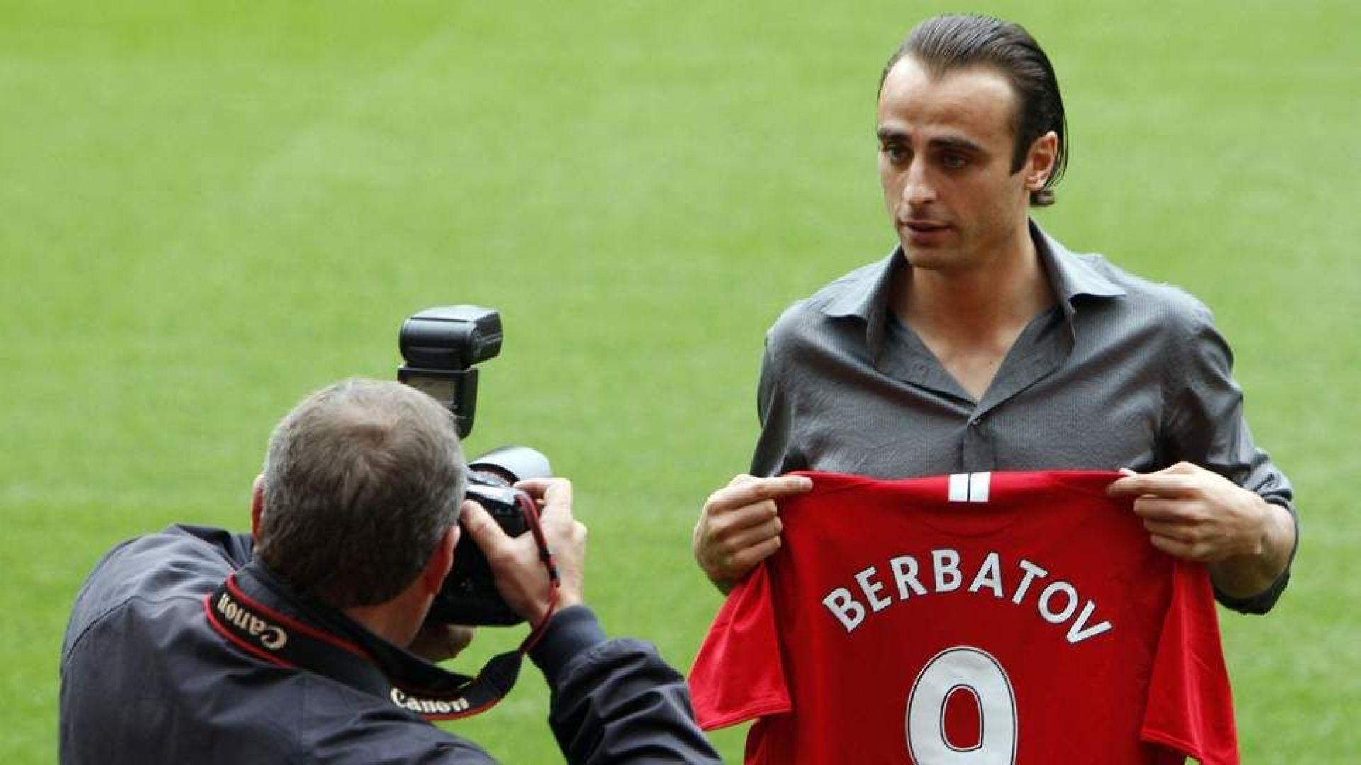 Бербатов обясни защо отказа на Манчестър Сити