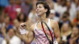 Втората най-добра тенисистка на Испания прекратява кариерата си