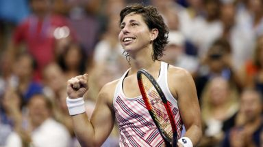 Испанска звезда в тениса е напът да пребори рака