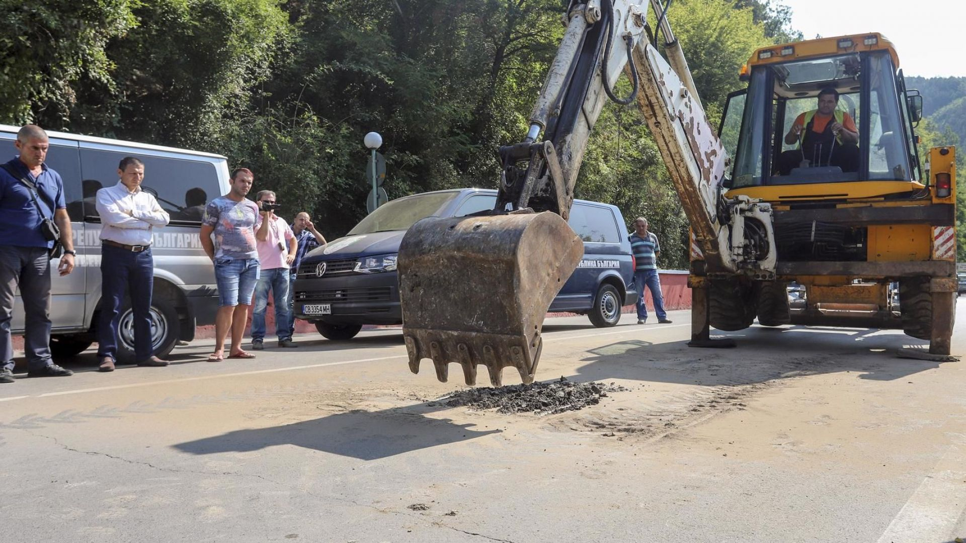 Експерт: Участъкът-убиец край Своге е бил по-добре преди ремонта за 40 милиона лева