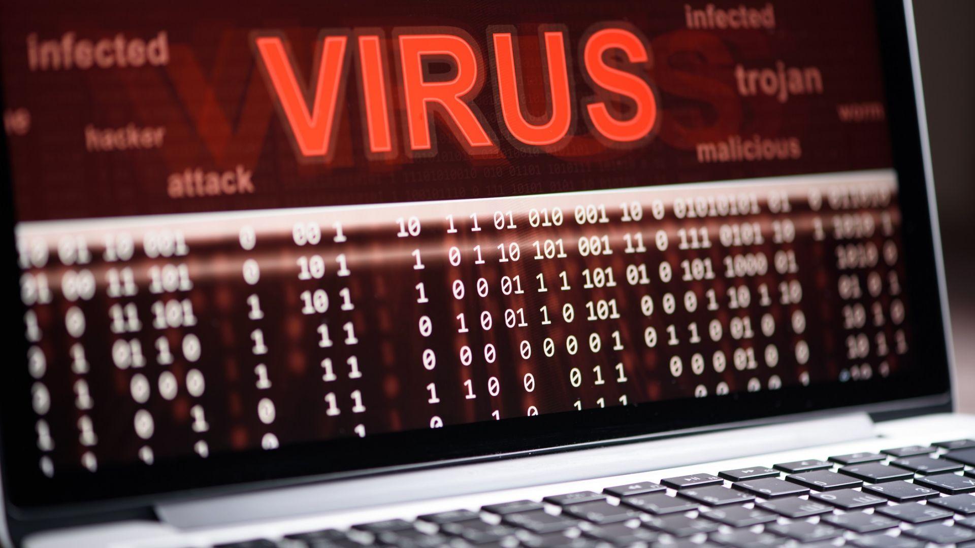 Лаптоп с опасни вируси бе продаден за над 1,3 милиона долара