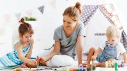 Как да доставим истинска радост на детето у дома и в училище без много средства