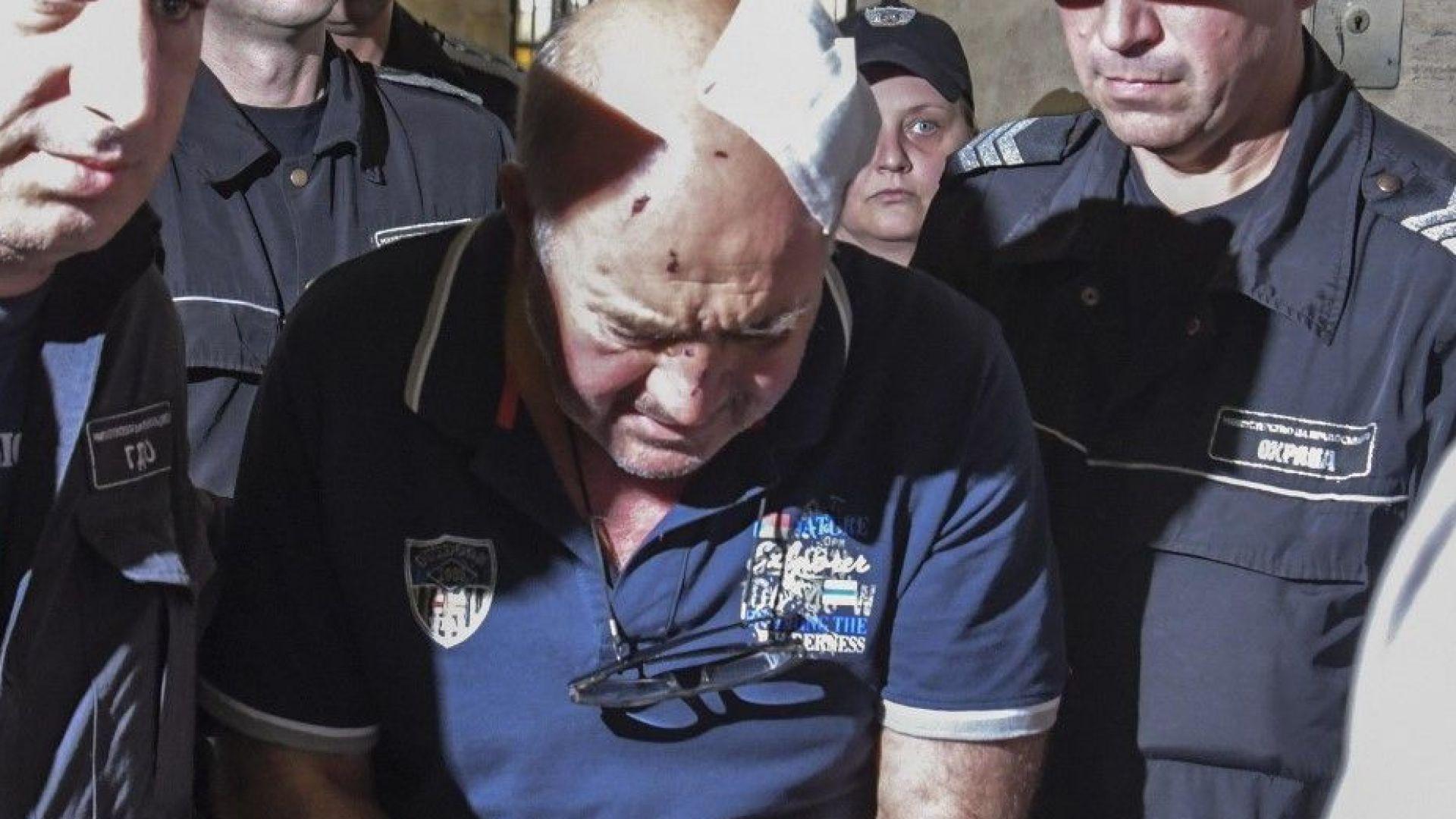 Съдът пусна срещу 2000 лв. шофьора на фаталния автобус