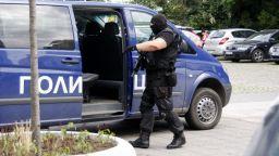 """Спецакция на прокуратурата и """"Вътрешна сигурност"""" в РПУ-Благоевград"""