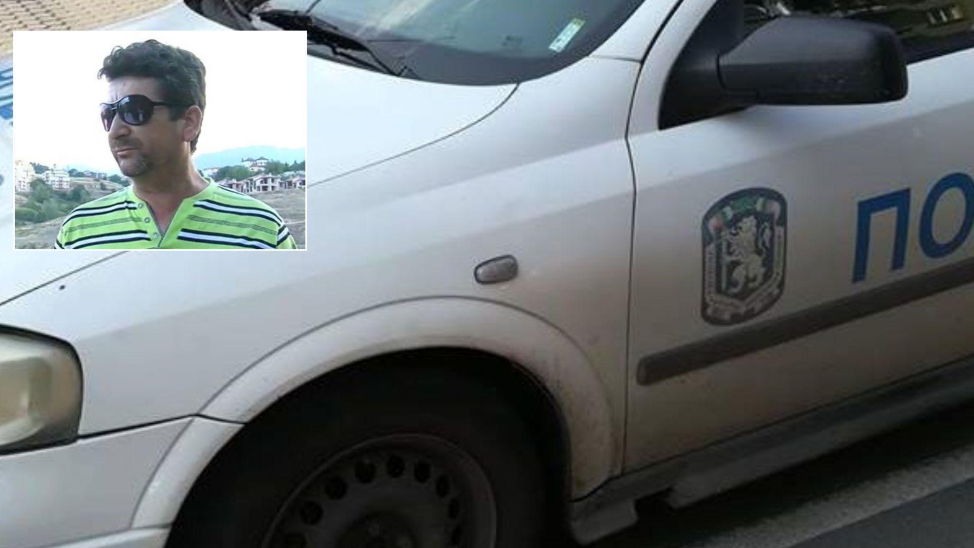 Гонка в Сандански, пиян бяга от полицаи  - бият го