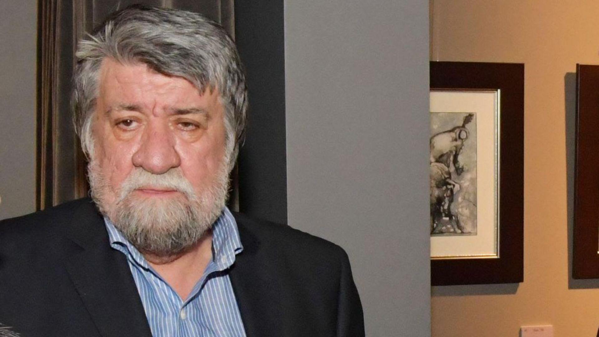 Рашидов не е избран за академик на БАН. Обидно ми е, призна той
