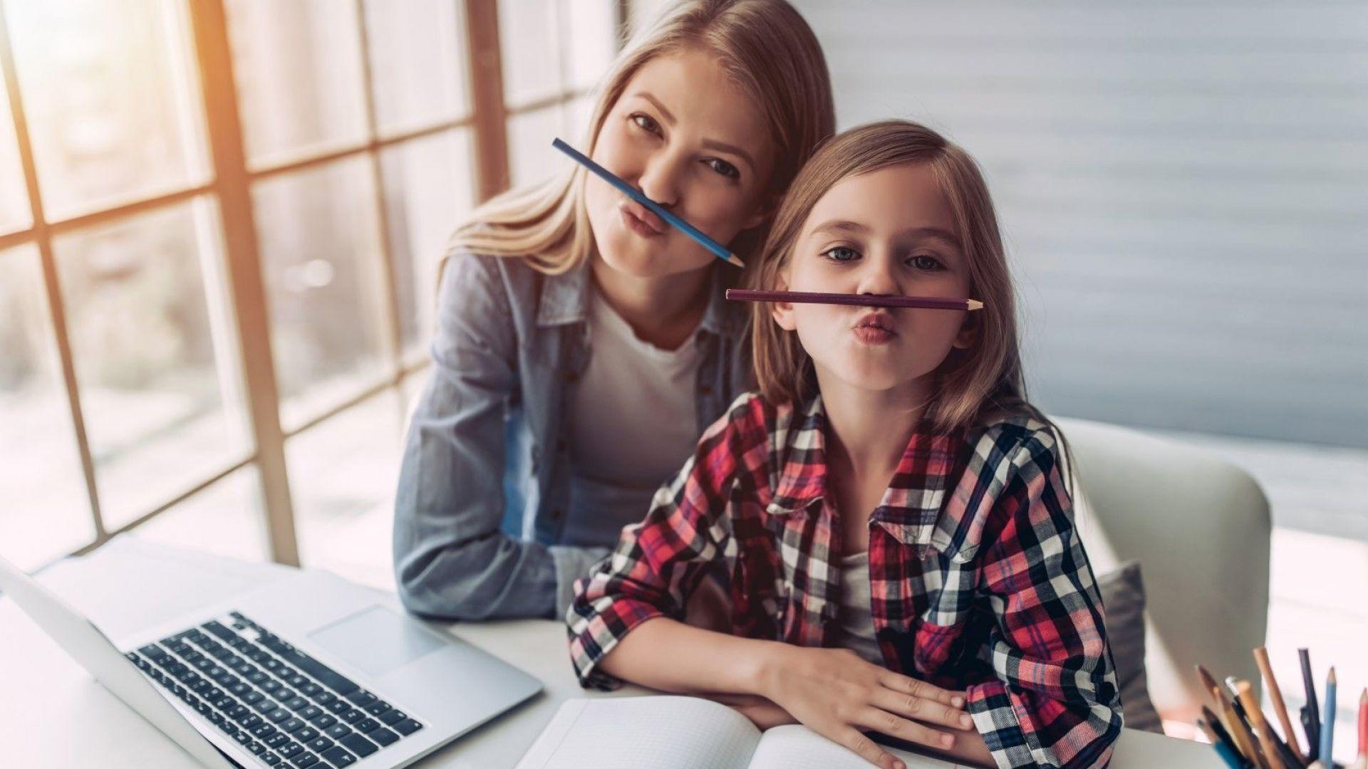 Наръчник за родители: Как да създадете творческо пространство за детето си вкъщи