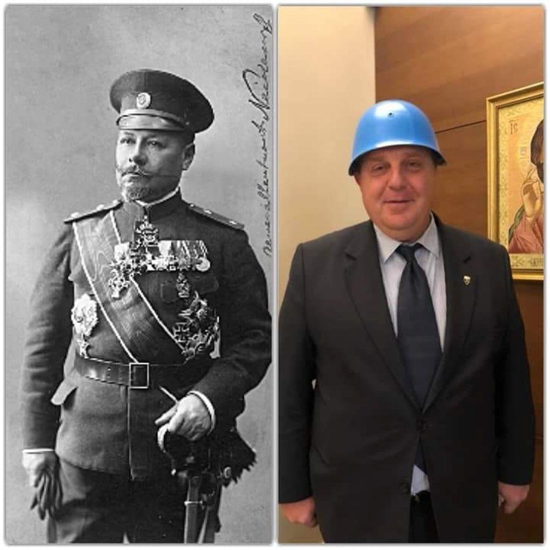 Генерал от артилерията Калин Найденов. Военен министър в кабинета на д-р Васил Радославов,1915-1918 г.