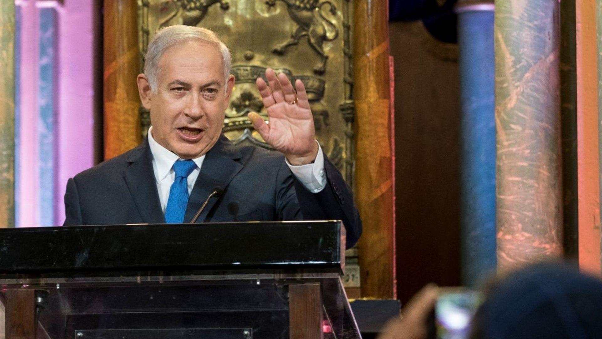 Израел заплаши Хизбула със съкрушителен военен удар