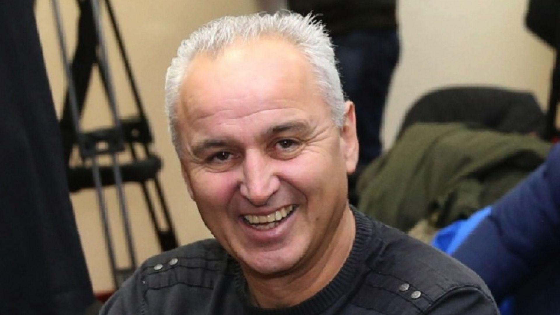 Бончо Генчев стана дядо за първи път