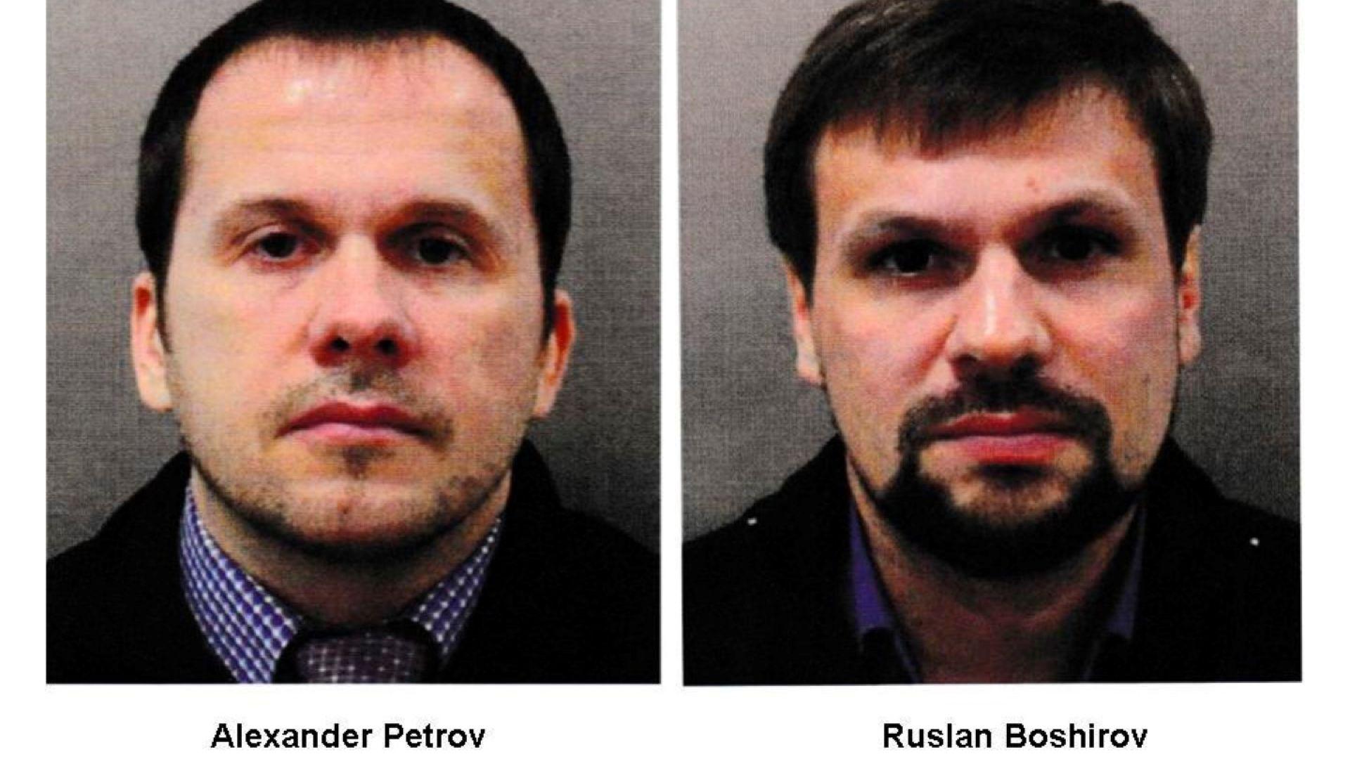 """Появи се обвинен в отравянето на Скрипал: Това е """"пълно съвпадение"""", казва Александър Петров"""