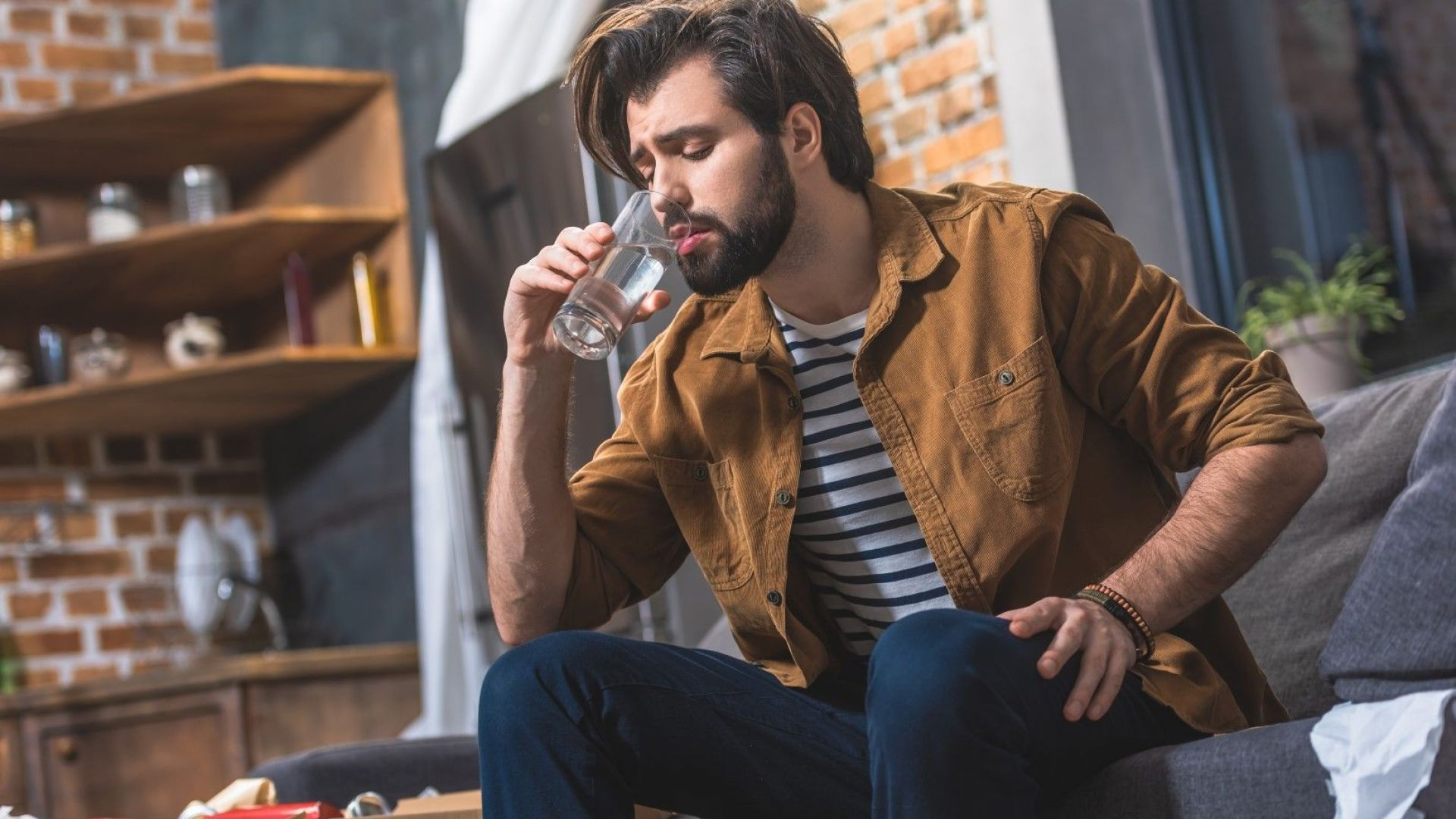 Честата употреба на алкохол води до дългосрочна загуба на памет