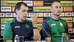Хубчев напуска националния отбор от 1 май и тръгва към Левски