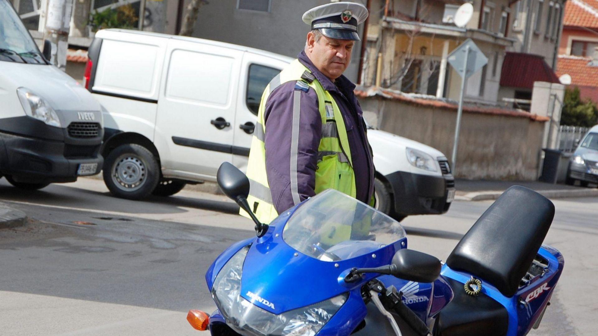 Уволниха полицая, написал акта за инцидента с бащата на президента